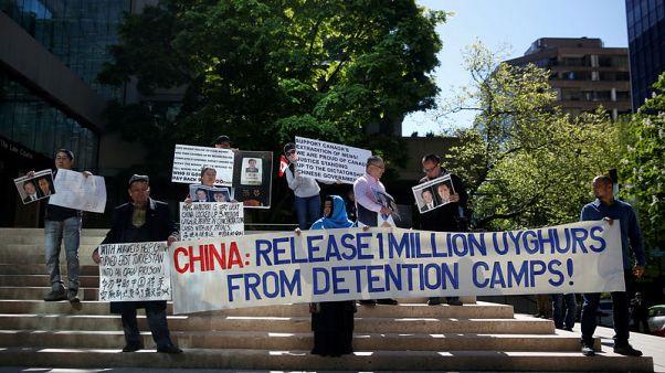 Exclusive: West, Japan rebuke China at U.N. for detention of Uighurs