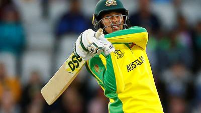 Australia's Wade replaces injured Khawaja in World Cup squad