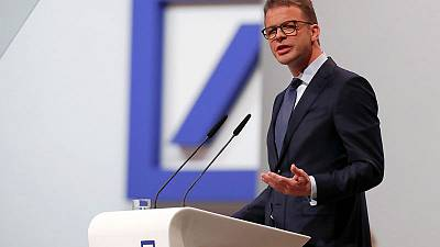 Sewing faces sceptical Deutsche Bank investors on revamp roadshow