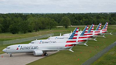 American Airlines raises forecast for key revenue measure