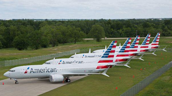 American Airlines raises forecast for key revenue measure