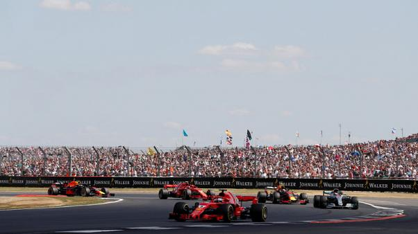 British Grand Prix secured with new Silverstone deal