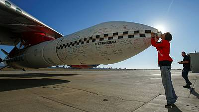 Branson's Virgin Orbit moves closer to commercial satellite launch