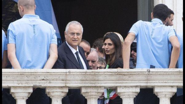 Lotito, rappresentiamo la storia di Roma
