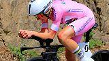 Giro Rosa: cronoscalata alla Van Vleuten