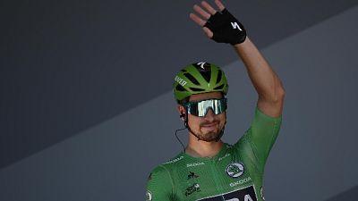Tour: Sagan vince lo sprint a Colmar