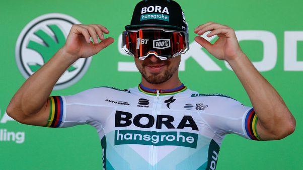 السلوفاكي ساجان يفوز بالمرحلة الخامسة لسباق فرنسا للدراجات