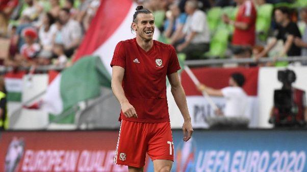 Bale verso addio Real,può andare in Cina