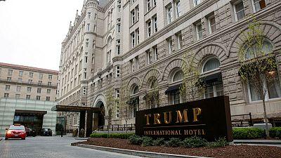 U.S. appeals court hands win to Trump in hotel 'emoluments' case