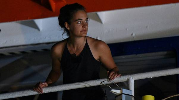 Don't let my case distract from humanitarian crisis, Sea-Watch captain says