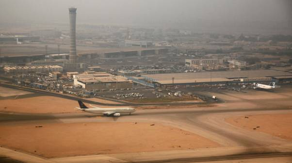 Egypt opens new international airport for trial period