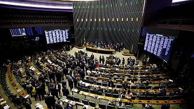 Brazil pension reform approval within reach, markets surge