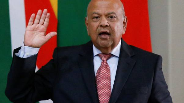 South African Minister Gordhan challenges public protector report
