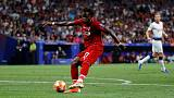 Liverpool's Origi signs new long-term contract