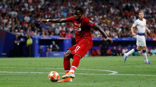 Liverpool's Origi signs new long-term contract