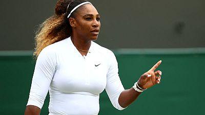 Factbox: Serena Williams versus Barbora Strycova