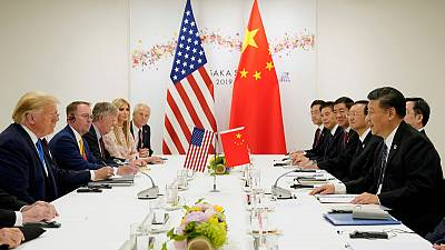 Risks aside, Trump's team sees China trade stance as strength in 2020
