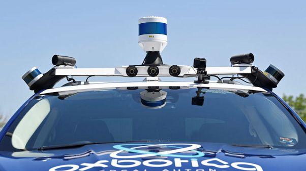European startups navigate long, winding road to self-driving future