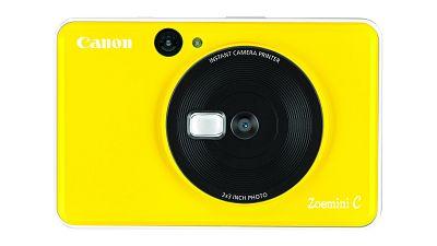 Prenez des photos, imprimez et partagez des selfies à tout moment avec les appareils photo à impression instantanée Canon Zoemini S et Canon Zoemini C