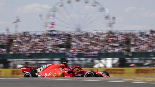 La F1 resta a Silverstone fino al 2024
