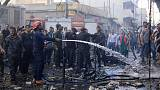 Blast kills 11, wounds many in Syria's rebel-held Afrin
