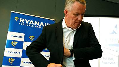 Ryanair COO to step down at end of year - company memo
