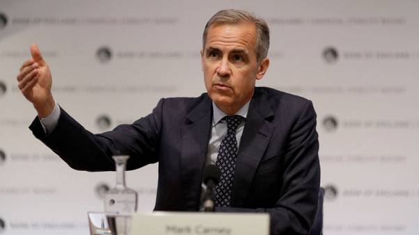 BoE says British banks ready for no-deal Brexit, trade war