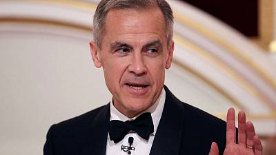 Carney declines to say if he wants top job at IMF