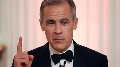 BoE's Carney: UK needs to stay open to avoid financing trouble