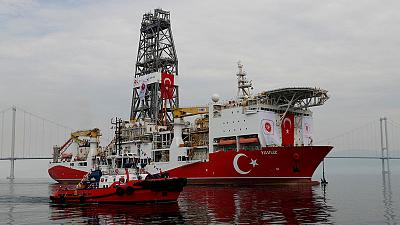 EU threatens Turkey with sanctions over Cyprus drilling - draft