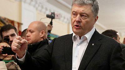 Ukraine ex-president Poroshenko summoned for questioning
