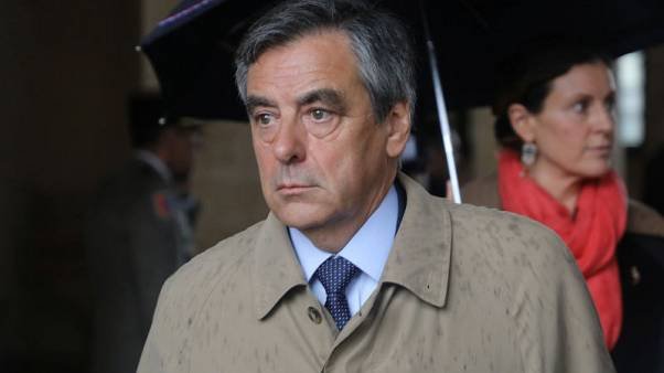 Former French PM Fillon's trial over fake jobs set for February 24-March 10