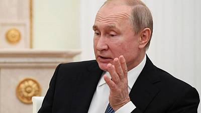Putin says he hopes Venezuela talks will normalise situation