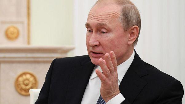 Putin says he hopes Venezuela talks will normalise situation