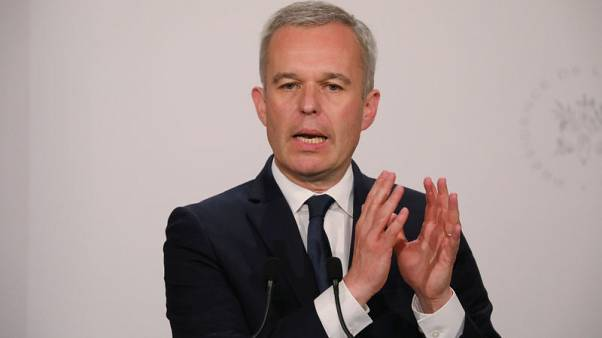 French environment minister under fire over lobster dinners