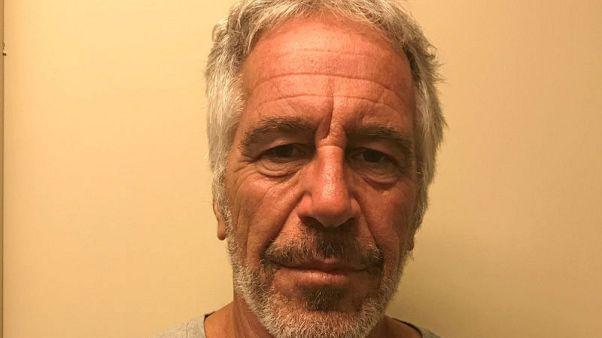 Jailed financier Epstein seeks to be released under house arrest