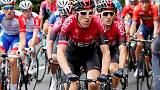 Thomas gains time on rivals in brutal Tour stage finish