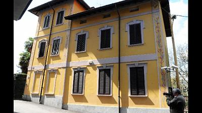 In vendita la villa di Gemonio di Bossi