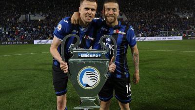 Atalanta giocherà Champions a San Siro
