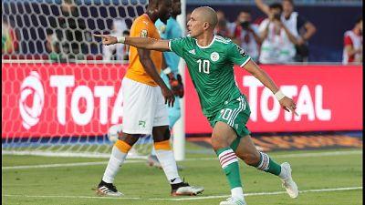 Coppa d'Africa: Algeria in semifinale