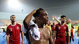 Streetwise Tunisia end Madagascar's dream with 3-0 quarter-final win