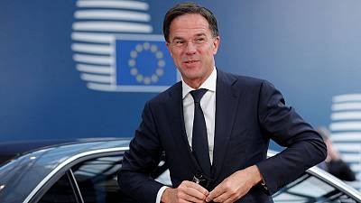 Dutch prime minister to visit White House on July 18 - Trump spokeswoman