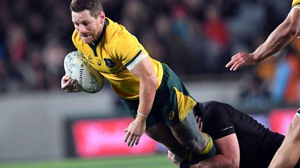 Wallabies flyhalf Foley to leave Australia after World Cup