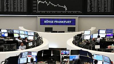Make or break - second-quarter results will test Europe's confidence