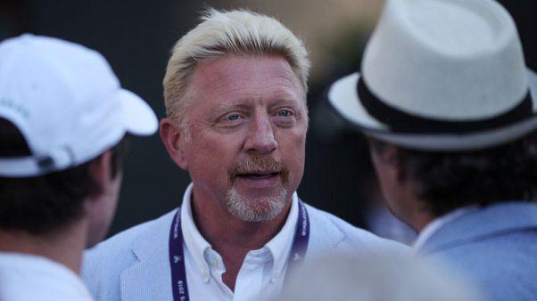 Becker's trophy auction raises over £680,000