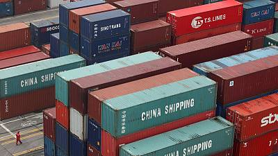 China's June exports fall after U.S. tariff hike, imports shrink more than expected