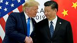 China says Xi urged Trump to ease North Korea sanctions