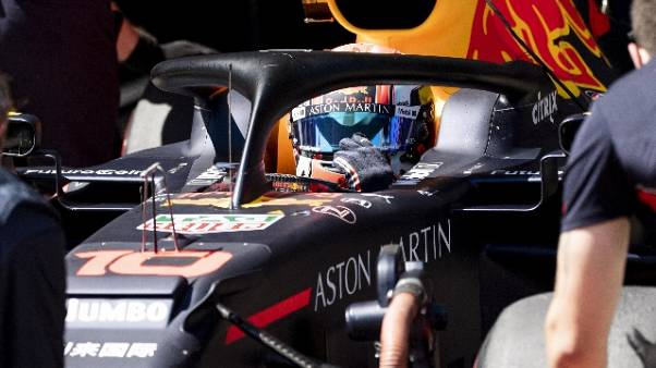 F1: Inghilterra, a Gasly le prime libere
