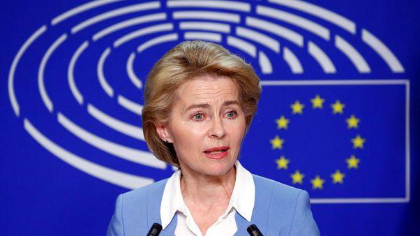 German SPD lists von der Leyen failures in damning paper to EU peers