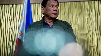 Duterte mocks 'ice-eating' Iceland over U.N. vote on Philippine war on drugs